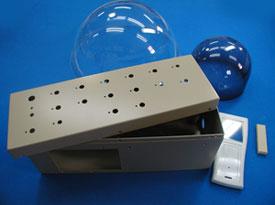 工業用部品:小ロットへの対応を実現。インジェクション